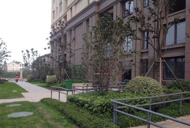 朗诗青春街区3室2厅1卫84.01平米毛坯产权房2017年建