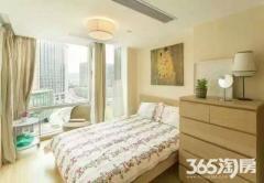 地铁5号线10号线交汇精装公寓 城西银泰边上 申花CBD核心