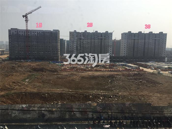 【工程进展篇】预计5月推10、11号楼,小高层约170套成品房源,面积89-137�O