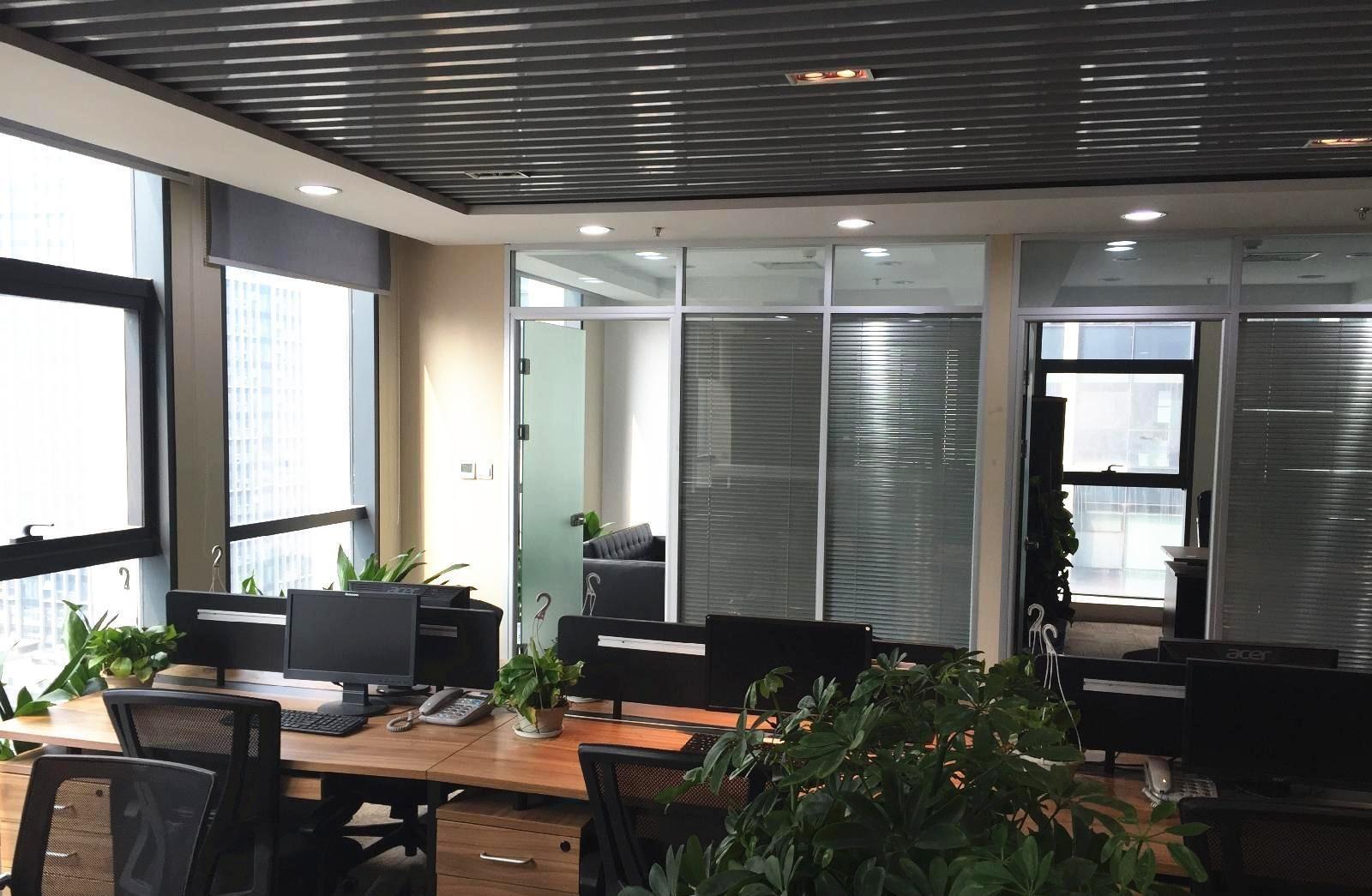 秦淮区长乐路投资大厦租房