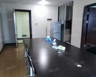 新模范马路地铁口 锦盈大厦 办公房 视野开阔 有车位 看房