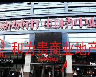 急租精装 全套办公家具 虹桥中心 湖南路商圈三牌楼 可注册
