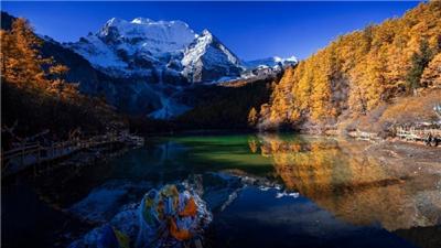 川藏南线美到人心里