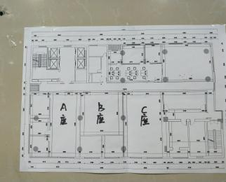急租 秦淮区三山街地铁口 <font color=red>瑞华大厦</font> 全新精装修 户型方正