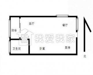 将军大道 翠屏清华园 托乐嘉 精装单身公寓 豪华装修 设施齐全